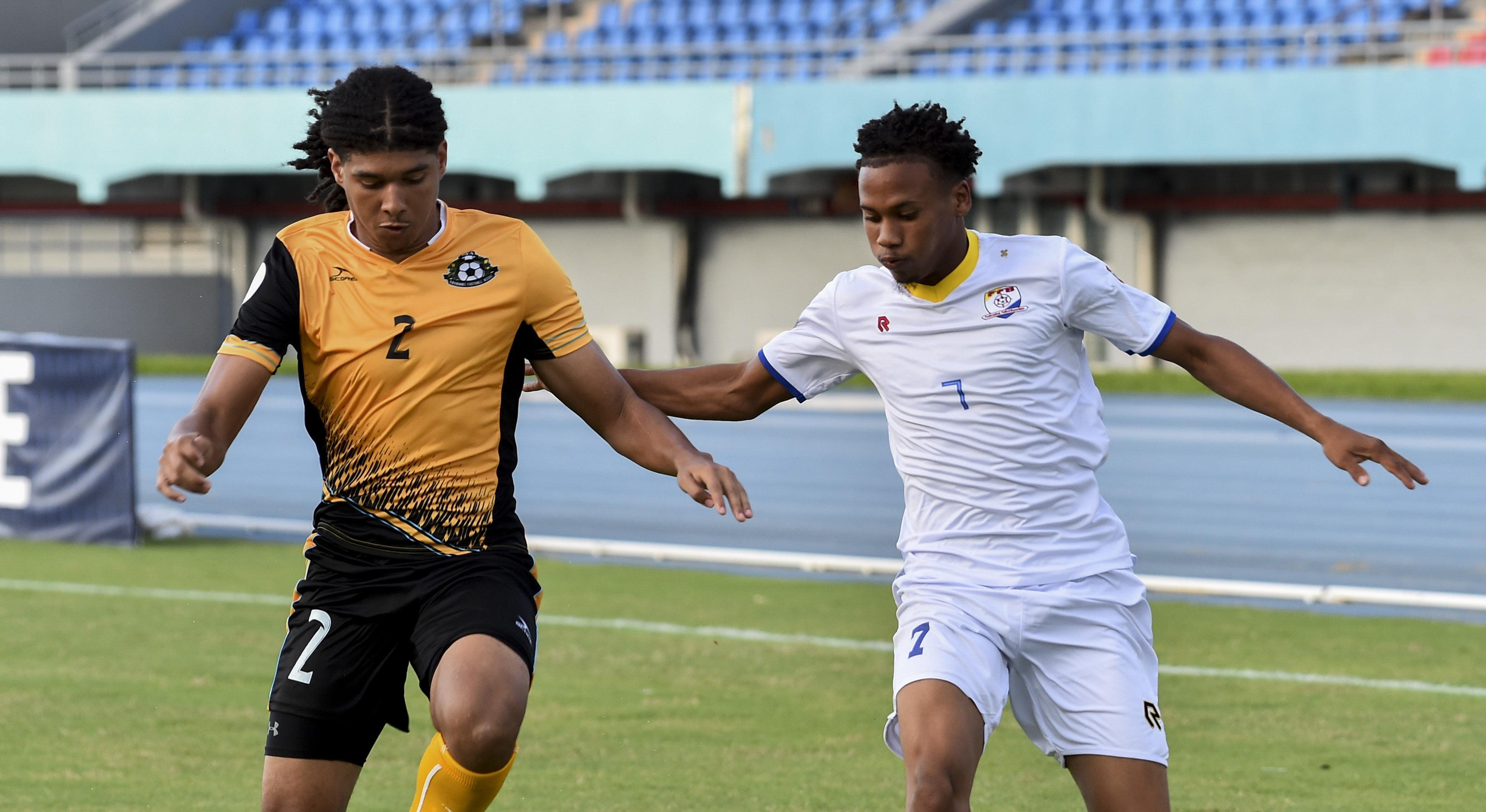 Bahamas tops BVI 4-0