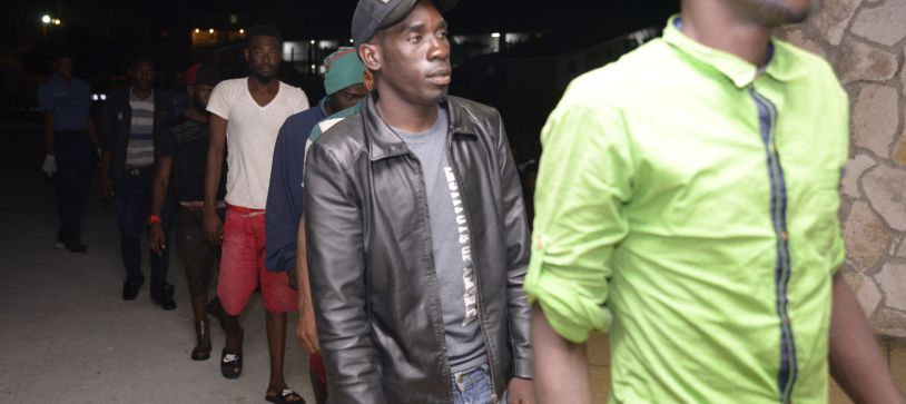 90 Haitian migrants arrested in Inagua