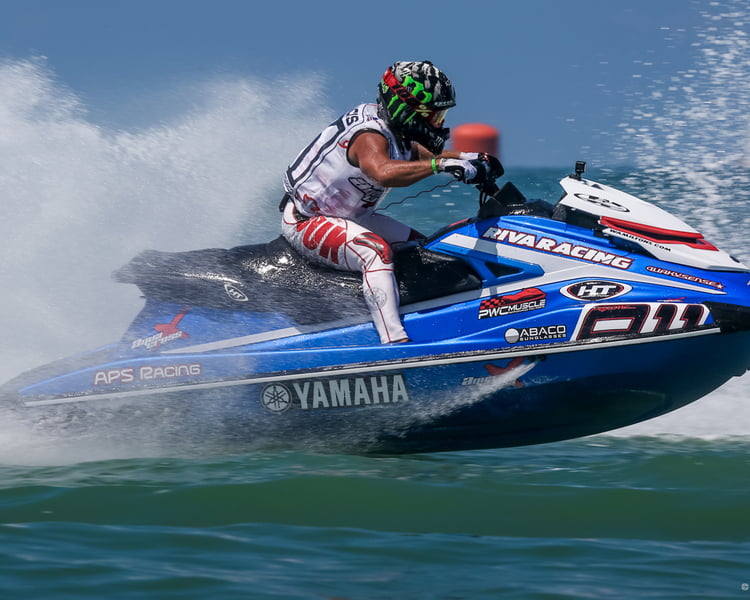 Francis wins inaugural P1 Aqua X Bahamas title