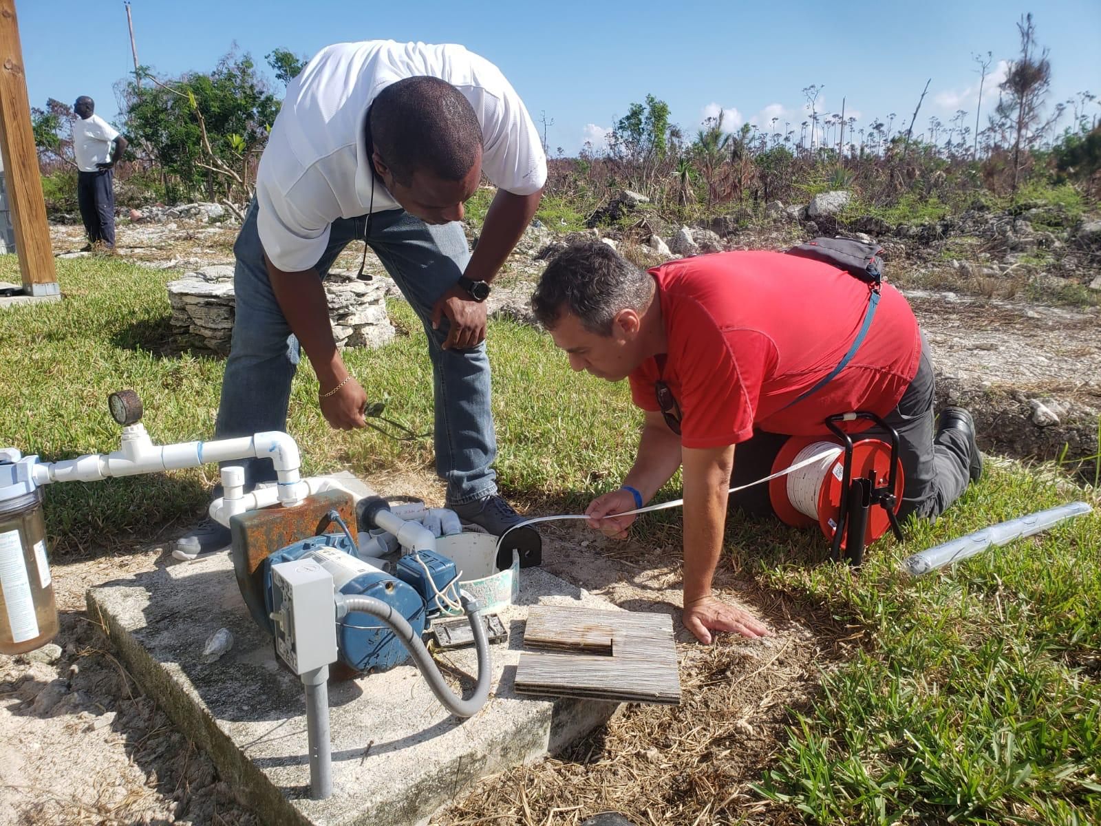 Grand Bahama Utility Company making steady headway towards return of potable water