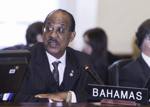 Trump's impeachment will not impact Bahamas, says Ambassador Collie