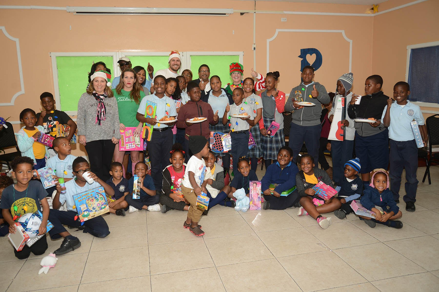 Moore Bahamas Foundation supports 'Christmas in Paradise'