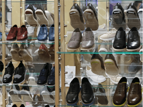 Shoe and clothing retailers reaping benefits of 20 percent duty rate slash