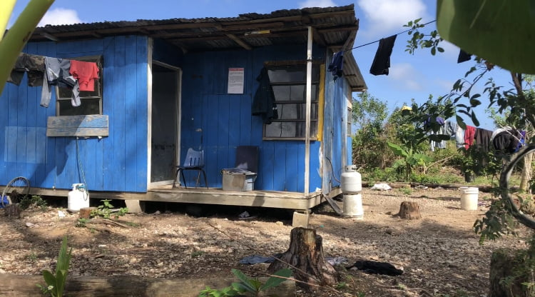 Shantytown dwellers in Andros given 30 days to leave