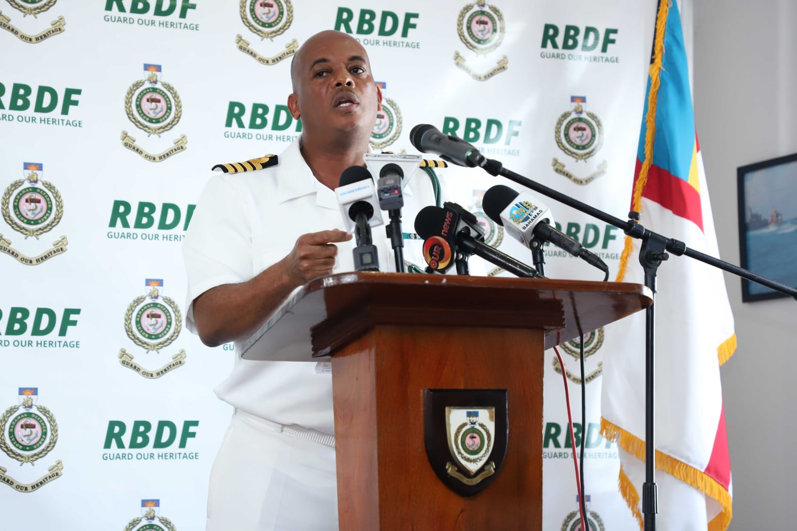 RBDF focused on border strategy in Commodore Bethel's absence