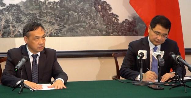 Embassy: Chinese business slowdown over coronavirus