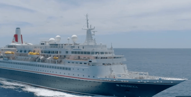 Coronavirus: Infected cruise liner making its way in Bahamian waters, but will not be to dock