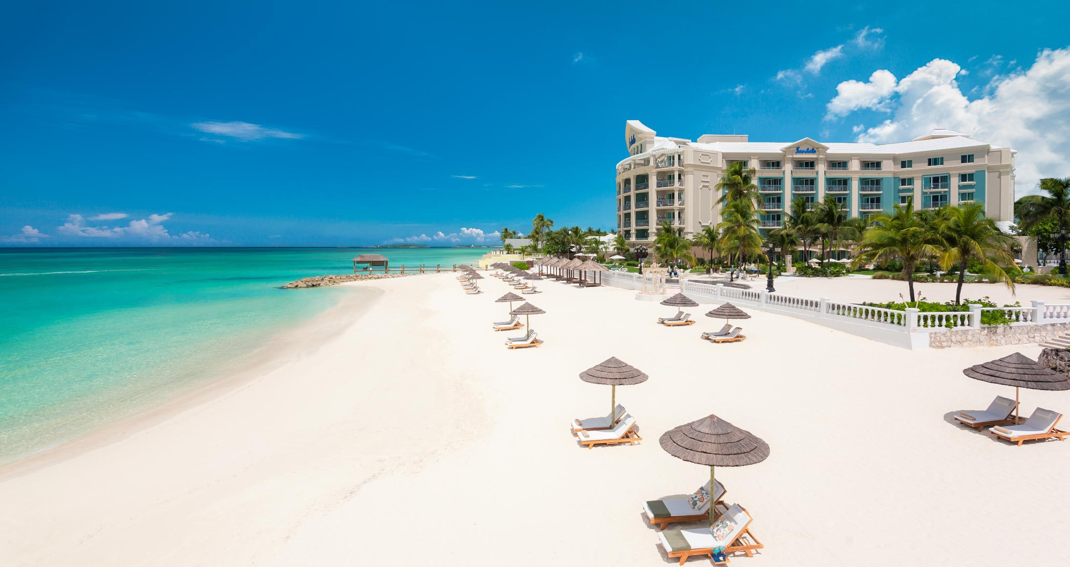 Sandals experiences 'shift' in booking patterns