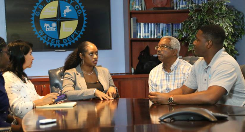 Grand Bahama Utility Company still on track to restore potable water by May