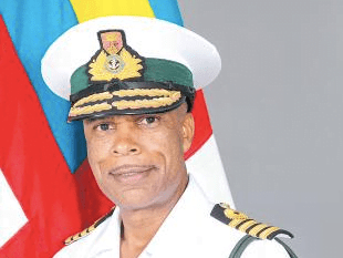 RBDF Commodore Bethel's leave extended