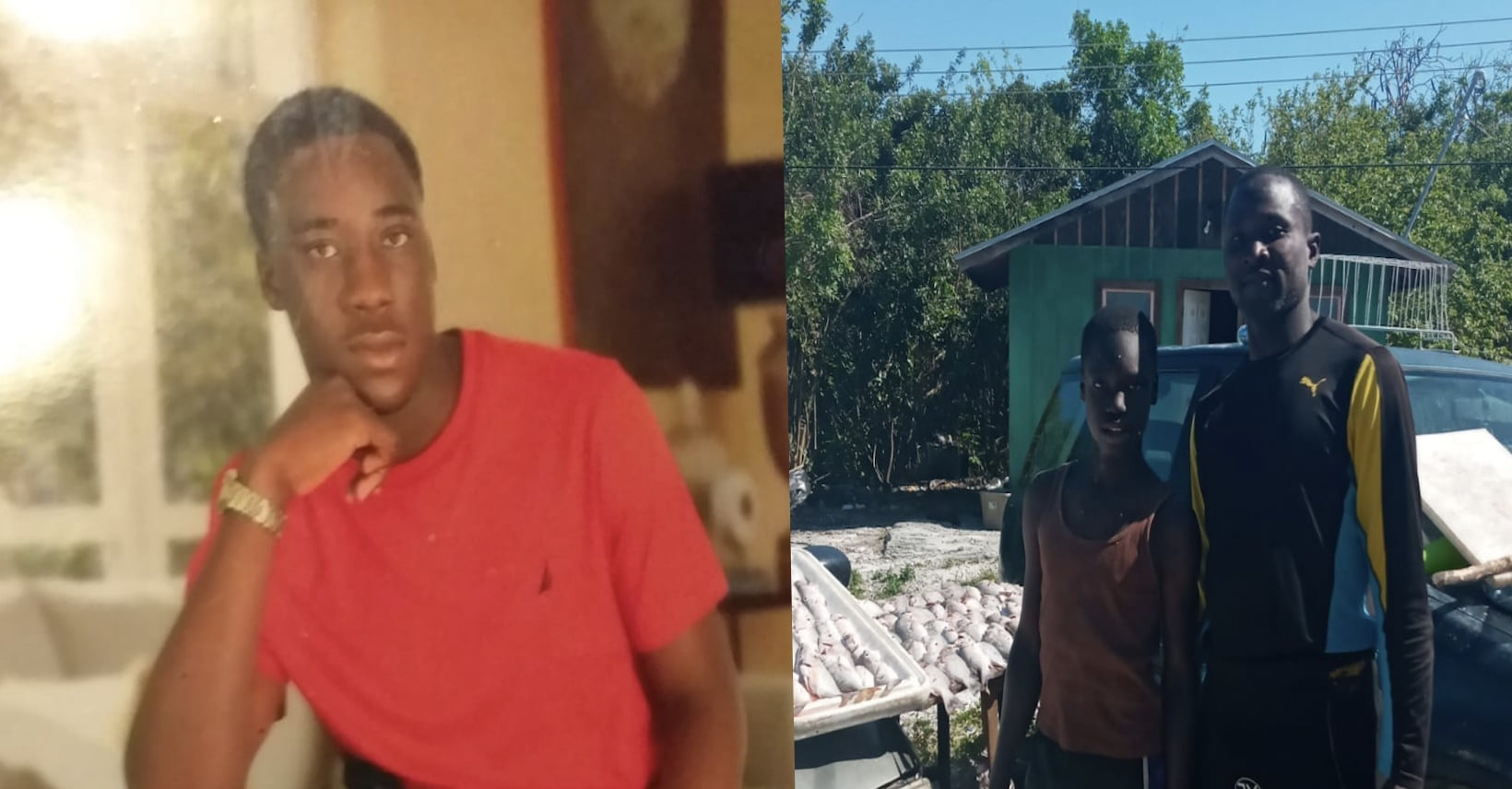 Missing Andros men found