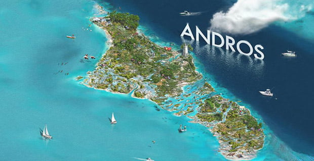 Androsians adjust to new ferry and barge service