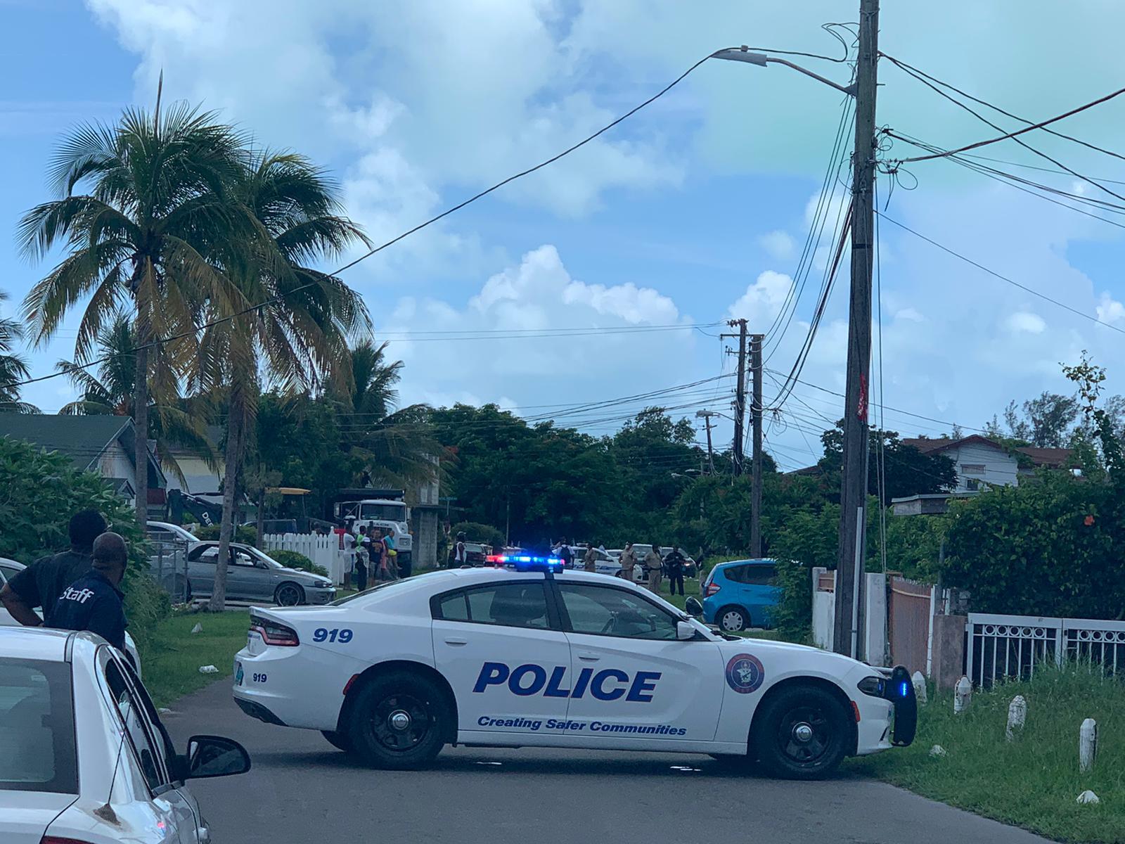 Man shot in eastern NP, dies in hospital