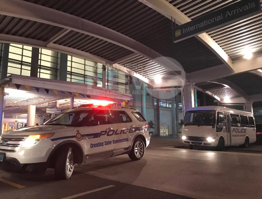 Quarantined passengers outraged over grueling process