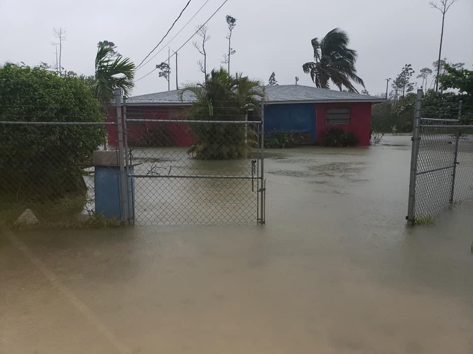NEMA issues all clear as storm conditions lashed northwest Bahamas