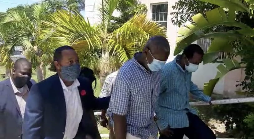 Several men arraigned in Magistrate's Court