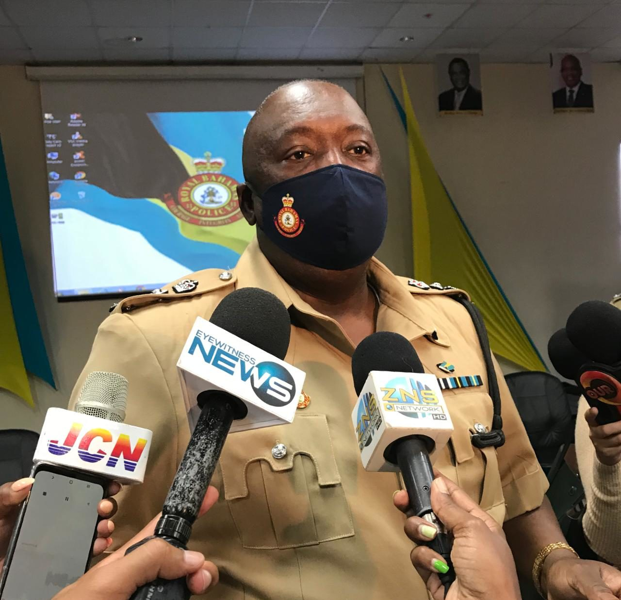COP: 760 people monitored by Hubbcat App – 45 officers in quarantine