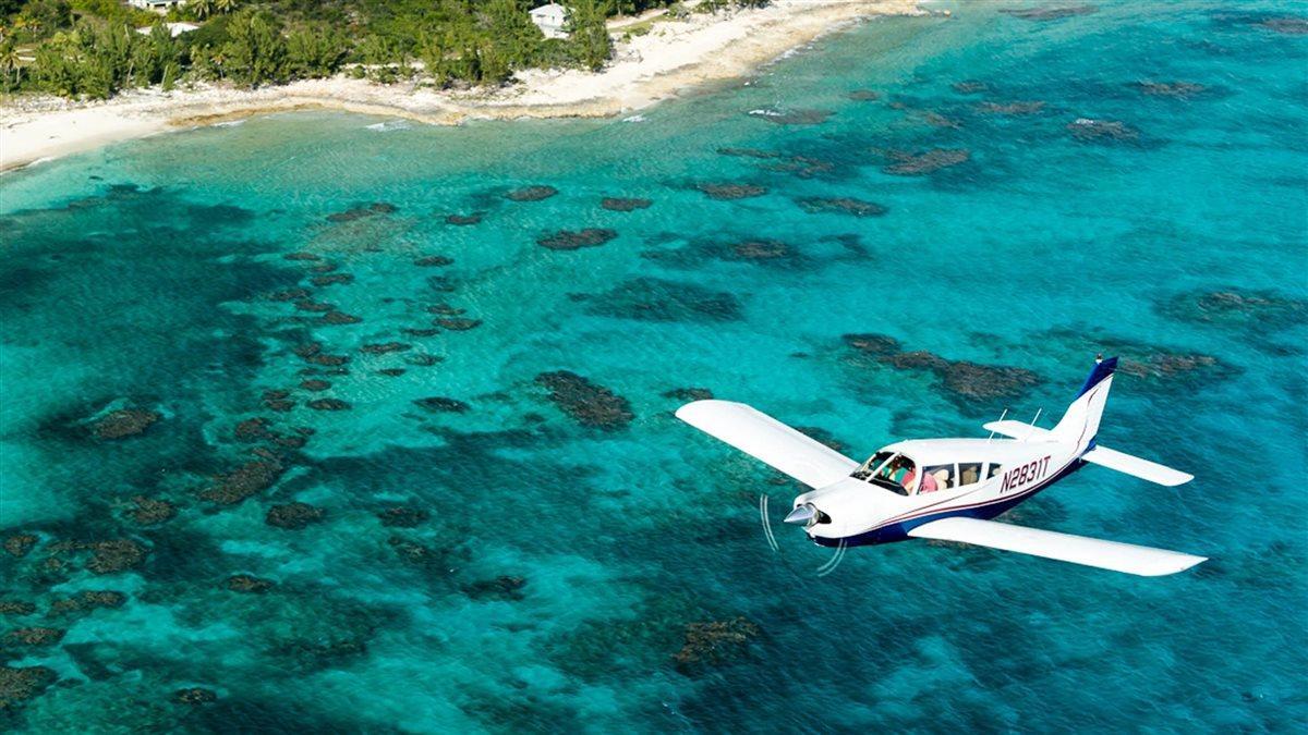 "Bahamas ""winning"" as private aviation destination of choice"