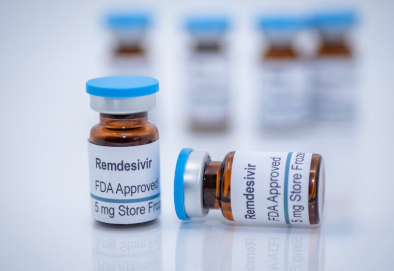 Local COVID-19 patients being treated with Remdesevir