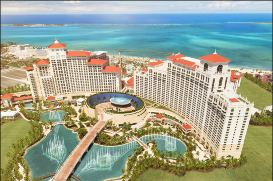 Baha Mar to complete final phase of reopening on March 4 with SLS and Rosewood