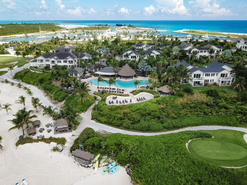 Exuma luxury hotel boasts transformation to long-term rentals