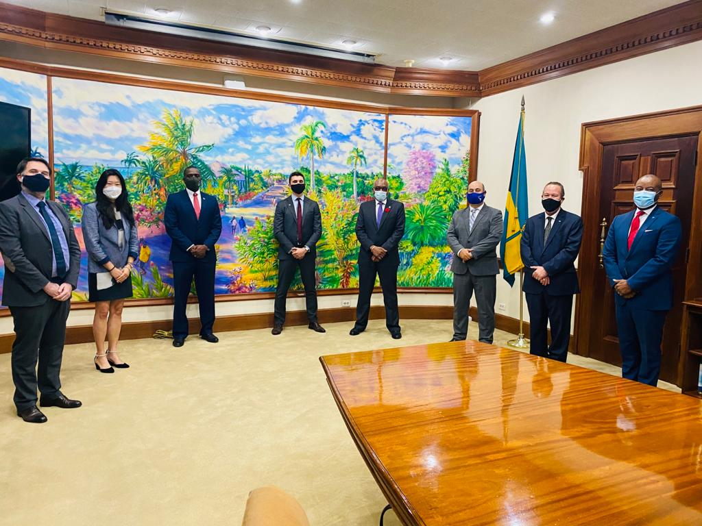 FATF review group concludes Bahamas on-site visit