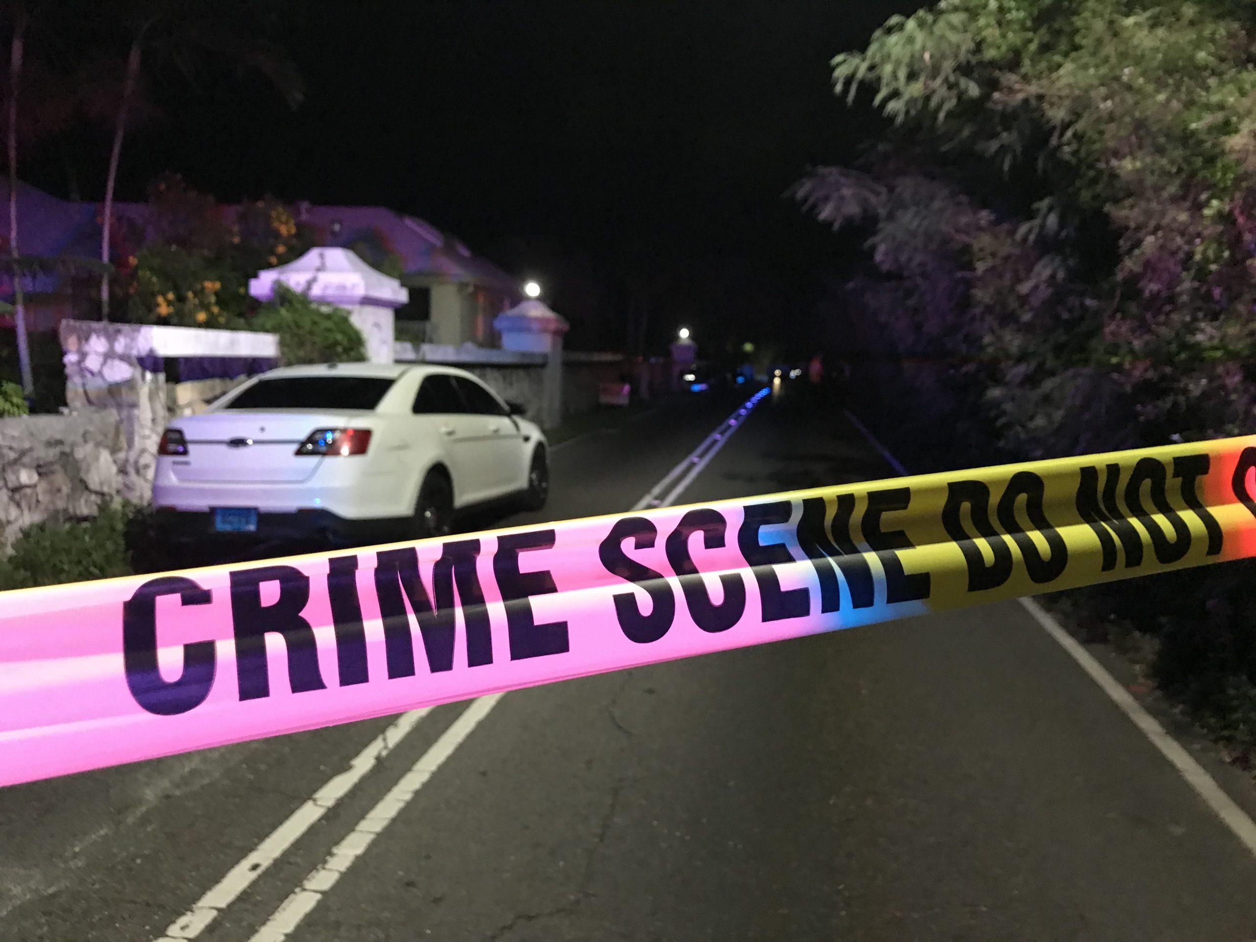 Man dies on the way to hospital after Elizabeth Estates shooting