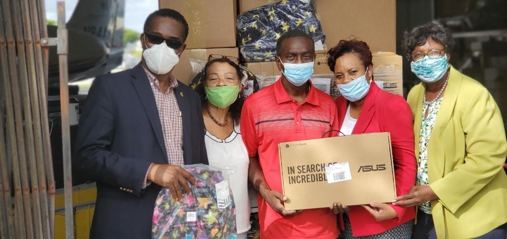 Florida-based Bahamian association still assisting Hurricane Dorian victims over a year later