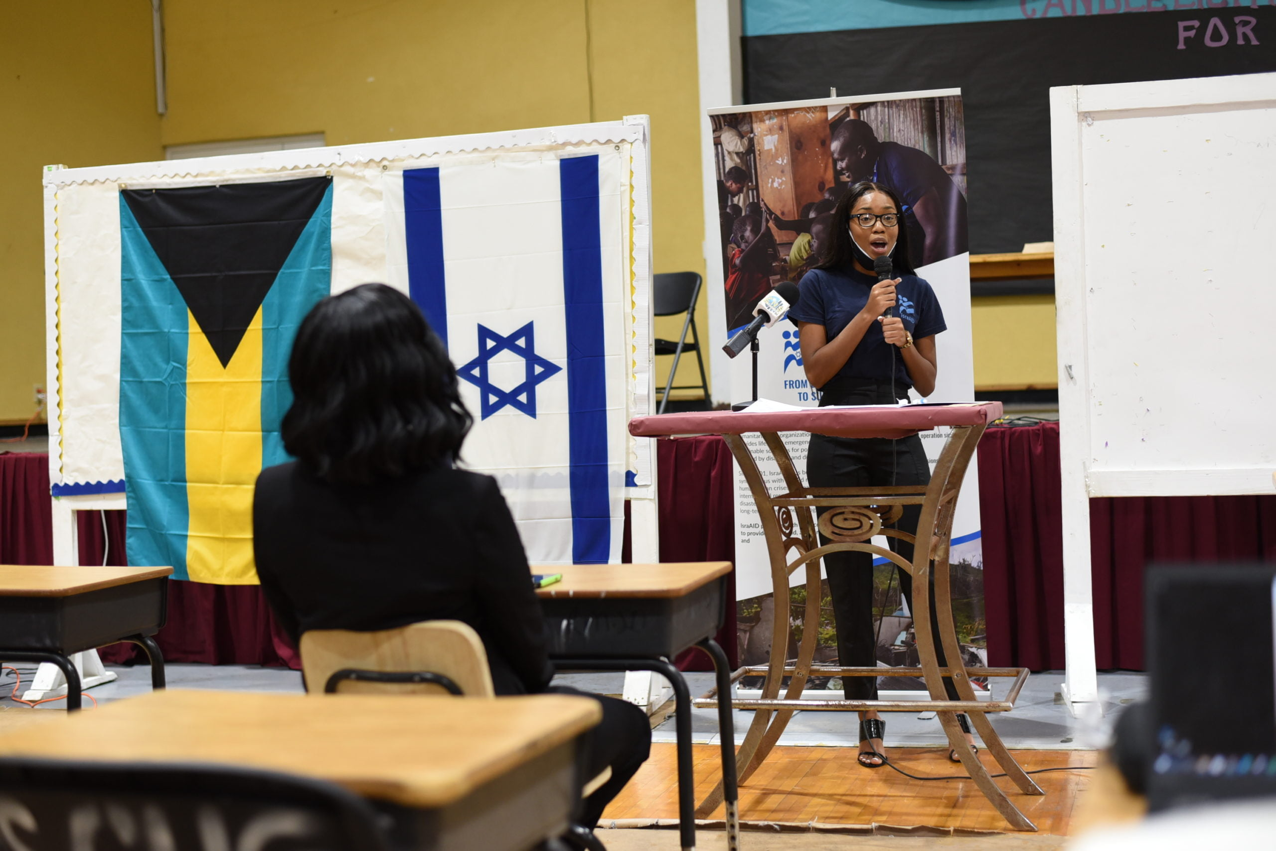 Israel supports The Bahamas' back-to-school efforts amid COVID challenges