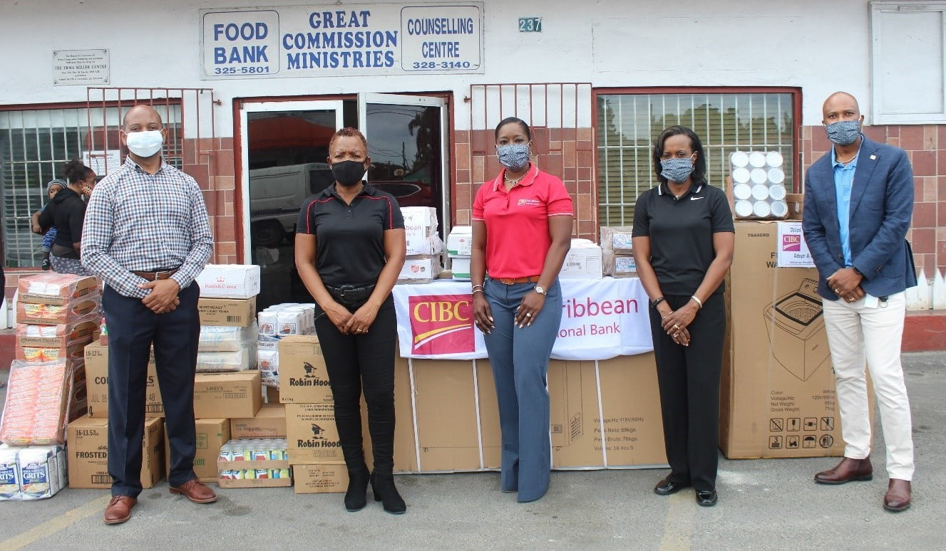 "Bahamas Wealth Management makes ""much-needed"" donation to Great Commission Ministries"