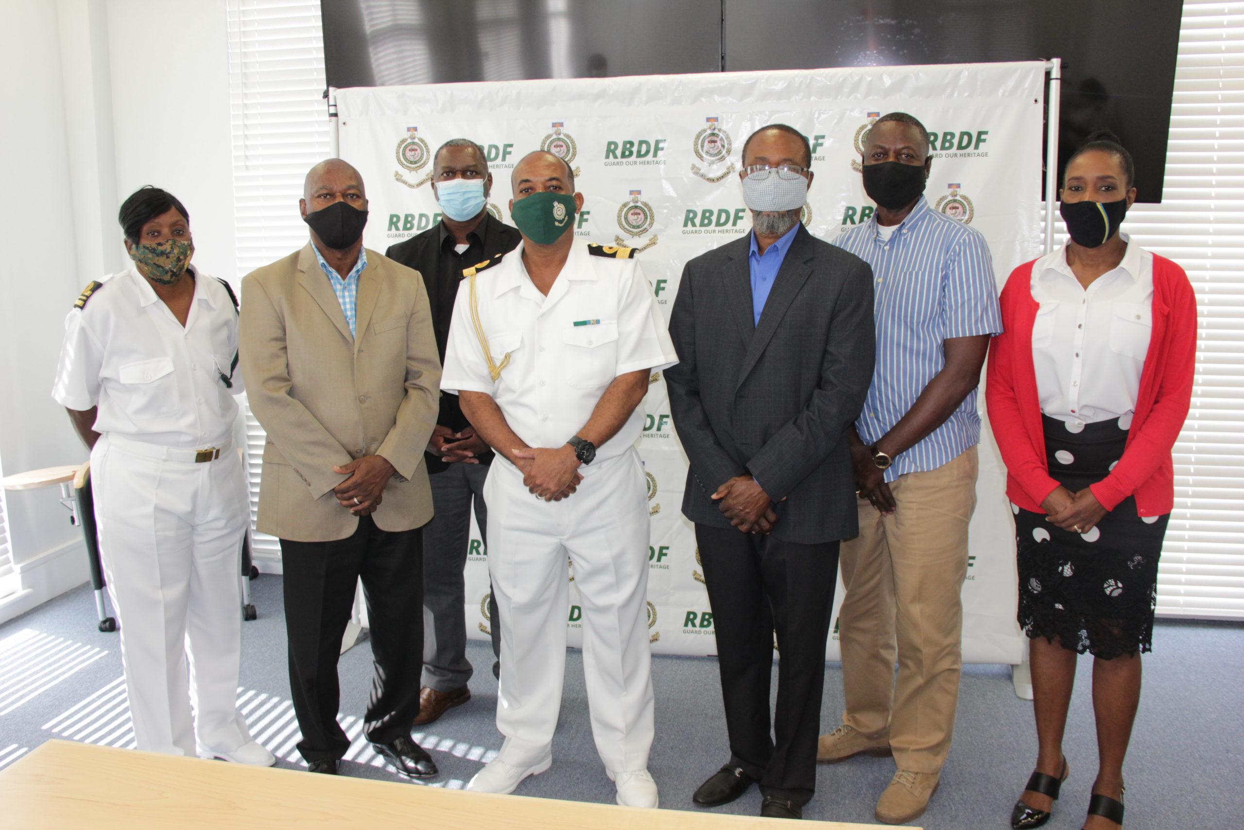 RBDF commander meets with community associations