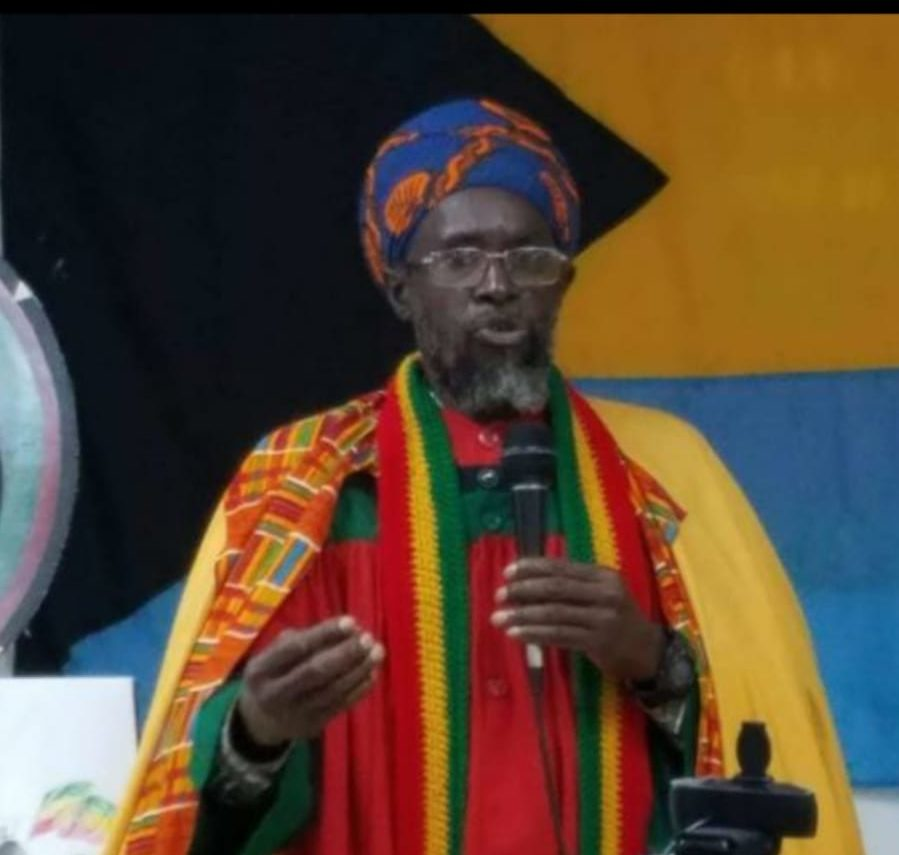 Leading Rastafarian rights advocate Priest Blyden dies in hospital