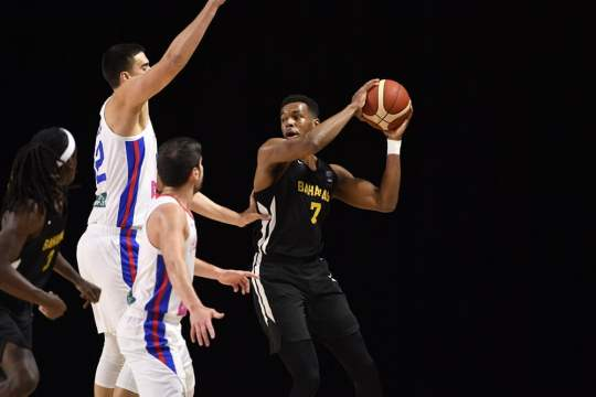 Bahamas goes 0-2 in most recent FIBA Americup qualifying window