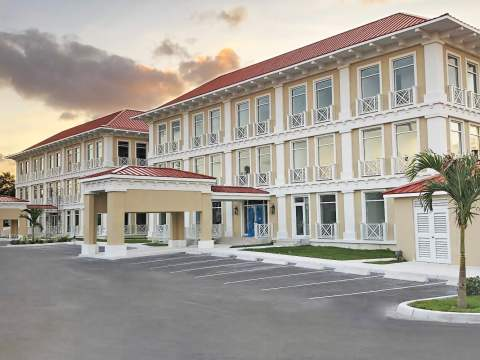 New Caves Corporate Center now fully leased by NAI Bahamas Realty Commercial