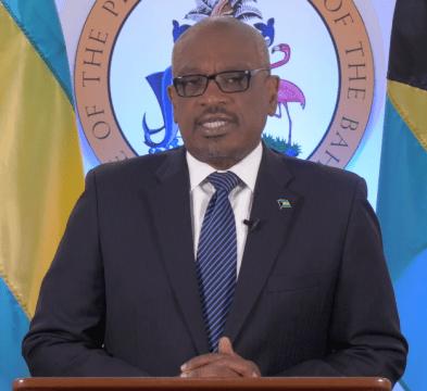 PM Minnis urges Bahamians to remain vigilant