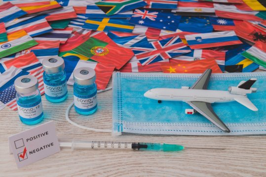 Global Tourism Crisis Committee recommends vaccine passports for resumption of international travel