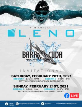 Barracuda Invitational sponsored by Leno set for this weekend