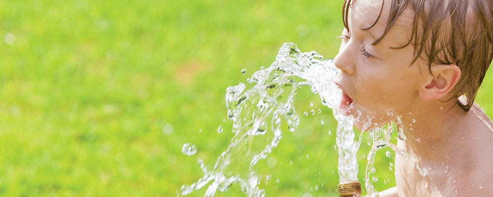 Cleaner, Safer Water Does Matter