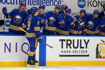 3 Observations: First win streak, Eichel finally scores as Sabres top  Rangers 3-2
