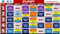 Search Results for Les Mills Pump Calendar  Calendar 2015