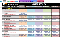 Printables. P90x3 Worksheets. Mywcct Thousands of ...