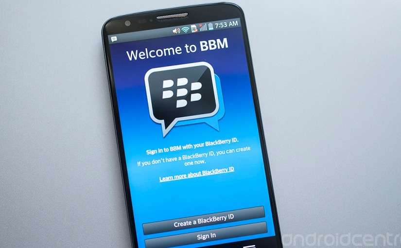 BBM for Android and iOS is here – Download and Review