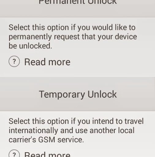 Unlocking your Android Phone could be that easy with Device Unlock App