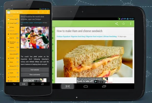 5 nigerian news aggregator you should have on your android device consider this a bonus app in this list because it neither has the outstanding number of installations nor the flawless rating that its predecessors posses forumfinder Gallery