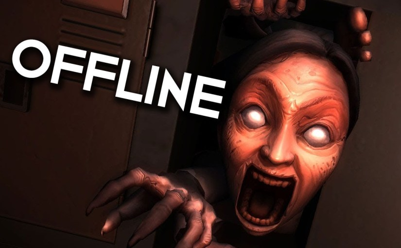 Android Horror Games Terrifying to Play with the Lights Off