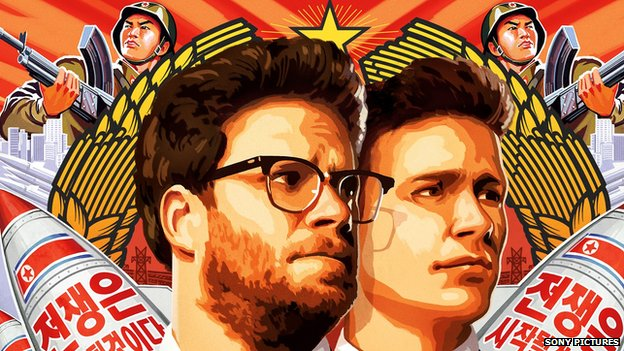Poster for The Interview