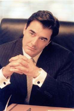 Mr. Big (Chris Noth) on Sex and the city
