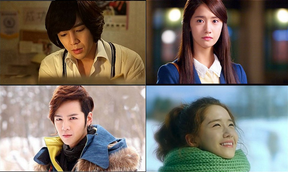 Love Rain Korean Love Movie