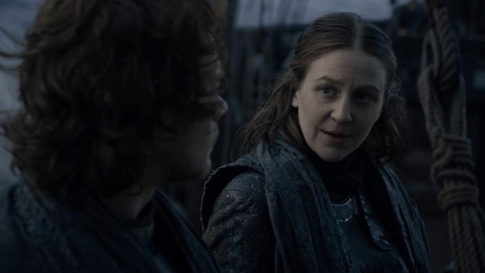 Yara promised to retake Iron Island. Theon Greyjoy wants to return to the North.