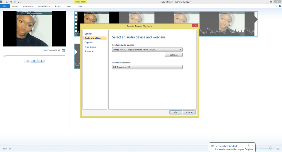 How to fix a corrupted video file on windows movie maker